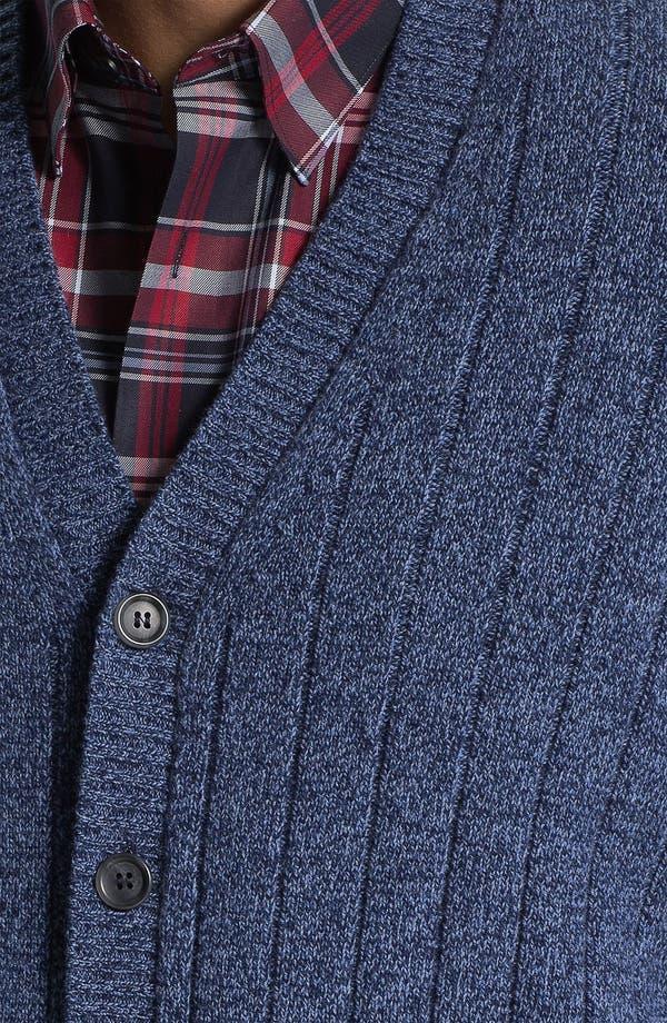 Alternate Image 3  - Lora Gi Wool & Cashmere Button Cardigan