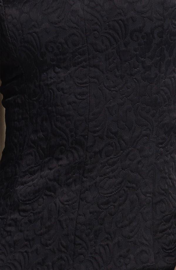 Alternate Image 3  - Robert Rodriguez Brocade Drop Waist Dress