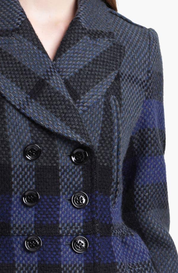 Alternate Image 3  - Burberry Brit Wool Peacoat