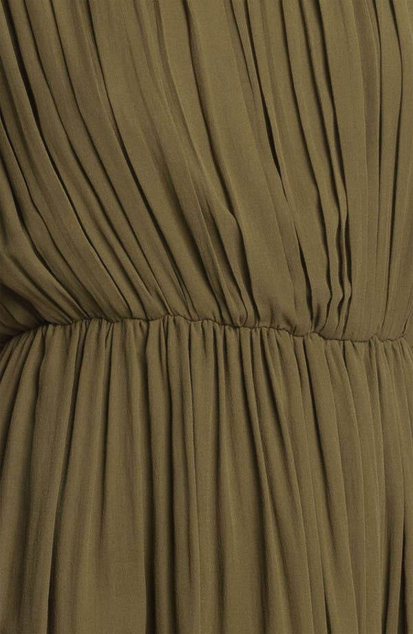 Alternate Image 3  - Alice + Olivia 'Josie' Ruched Blouson Dress