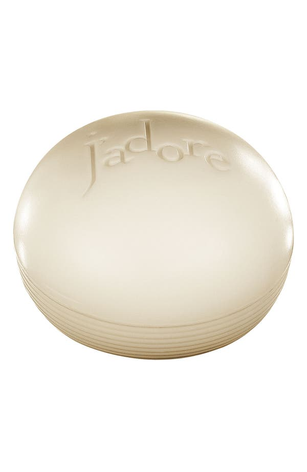 'J'adore' Silky Soap,                         Main,                         color, No Color
