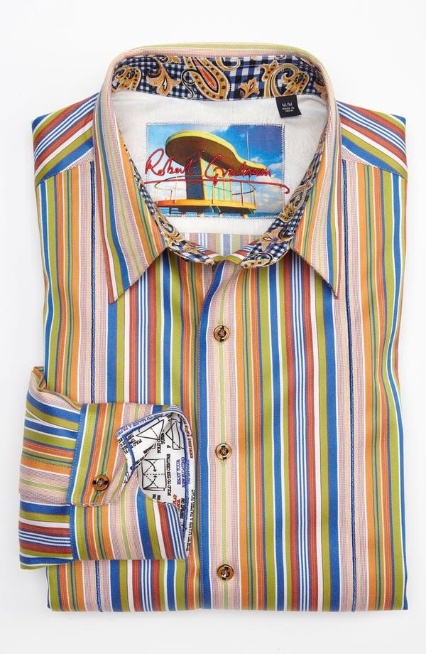 Alternate Image 2  - Robert Graham 'Backstay' Sport Shirt