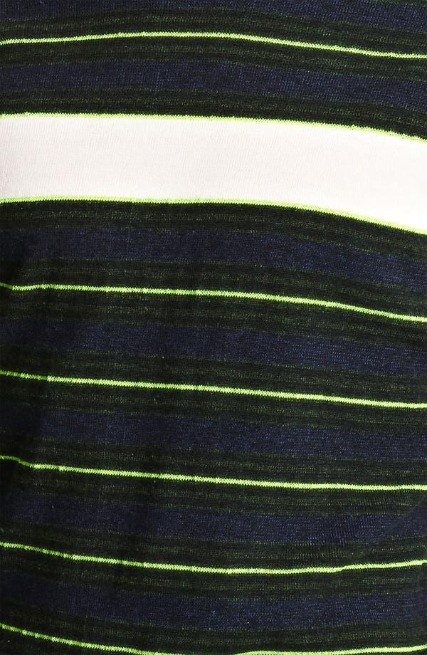Alternate Image 3  - KENZO Stripe Crewneck Sweater