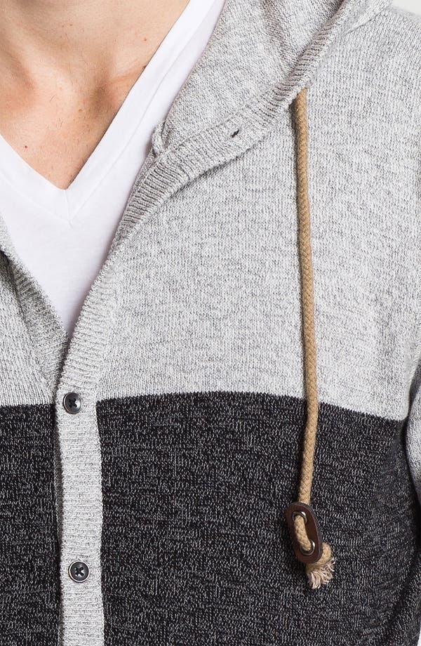 Alternate Image 3  - Volcom 'Undertone' Hooded Sweater