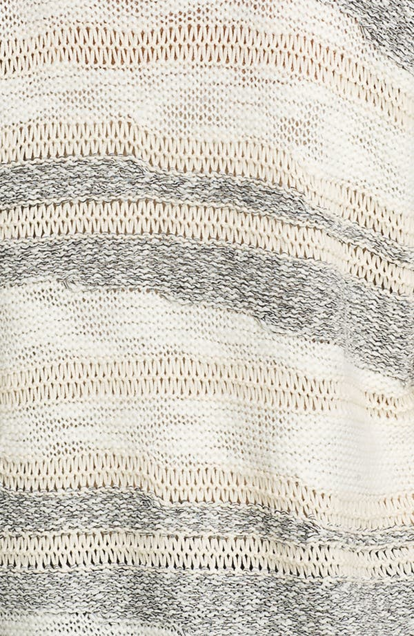 Alternate Image 3  - Ella Moss 'Simona' Streaky Stripe Sweater