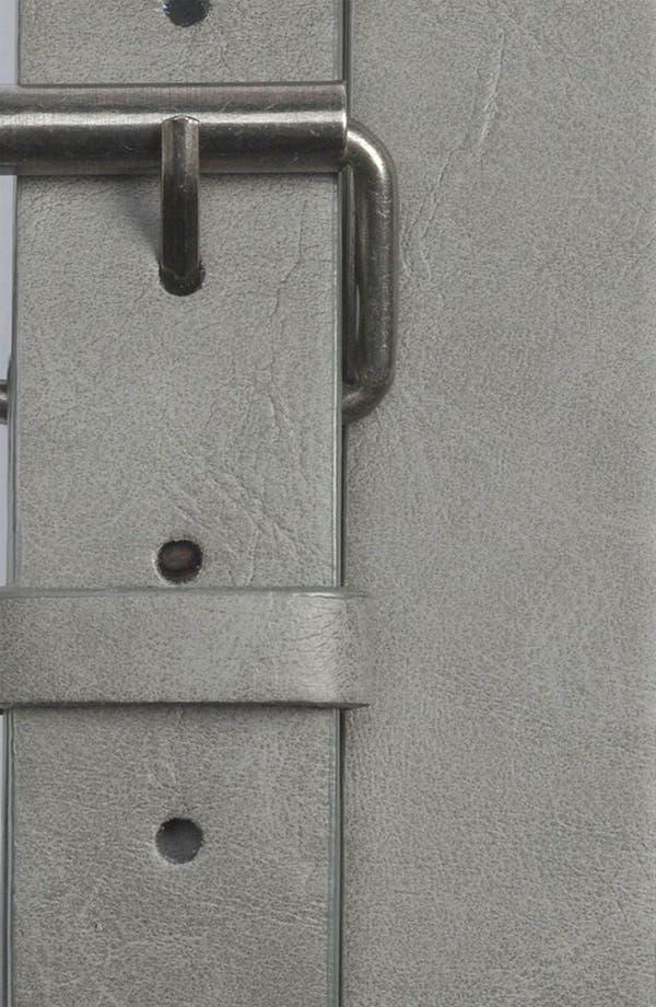 Alternate Image 2  - Topman Slim Belt