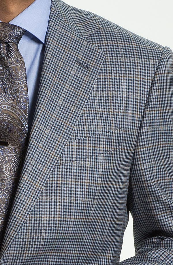 Alternate Image 3  - Joseph Abboud 'Signature Silver' Houndstooth Sportcoat