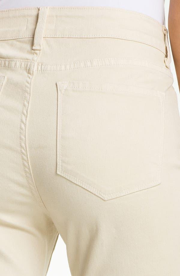 Alternate Image 3  - NYDJ 'Alisha' Skinny Stretch Ankle Jeans (Regular & Petite)