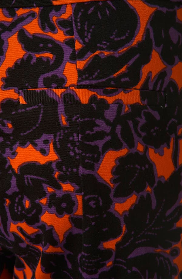 Alternate Image 3  - Topshop 'Dandy' Floral Print Skinny Pants