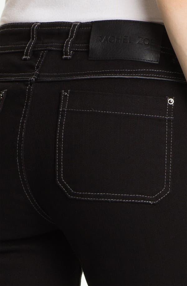 Alternate Image 3  - Rachel Zoe 'Rachel' Flare Leg Jeans (Long)