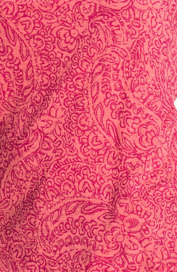 Alternate Image 3  - Lucky Brand 'Tilly' Paisley Top
