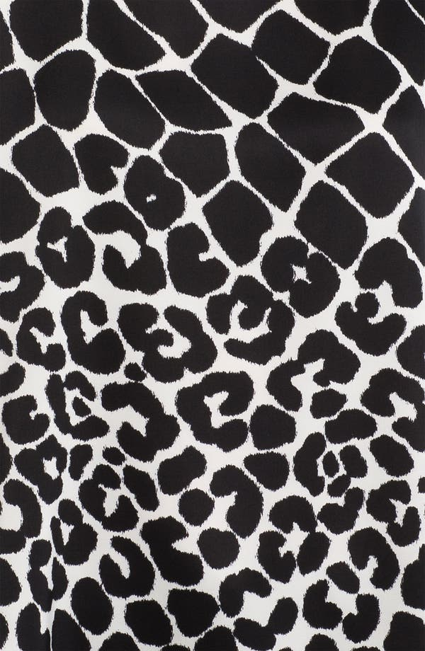Alternate Image 3  - Vince Camuto Animal Print Blouse