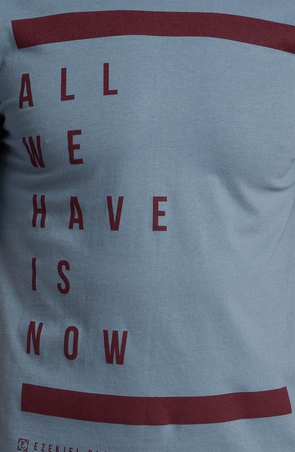 Alternate Image 3  - Ezekiel 'All We Have' T-Shirt