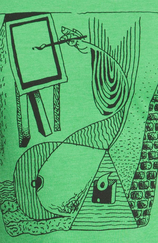 Alternate Image 3  - RVCA 'Masterpiece' T-Shirt