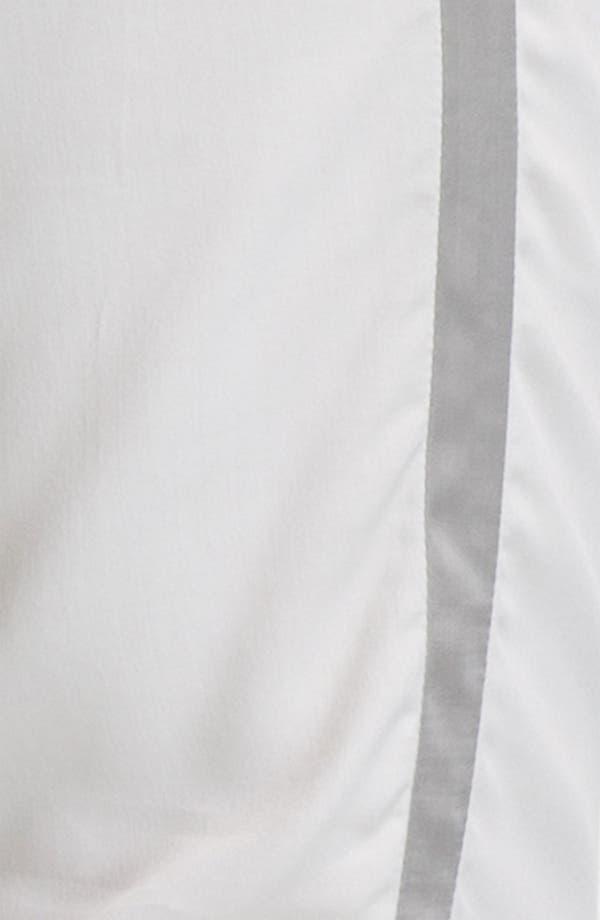 Alternate Image 4  - L'AGENCE Tuxedo Stripe Twill Pants