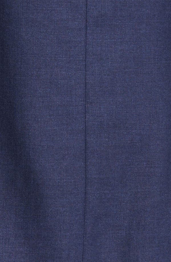 Alternate Image 3  - Z Zegna Trim Fit Wool Blend Blazer