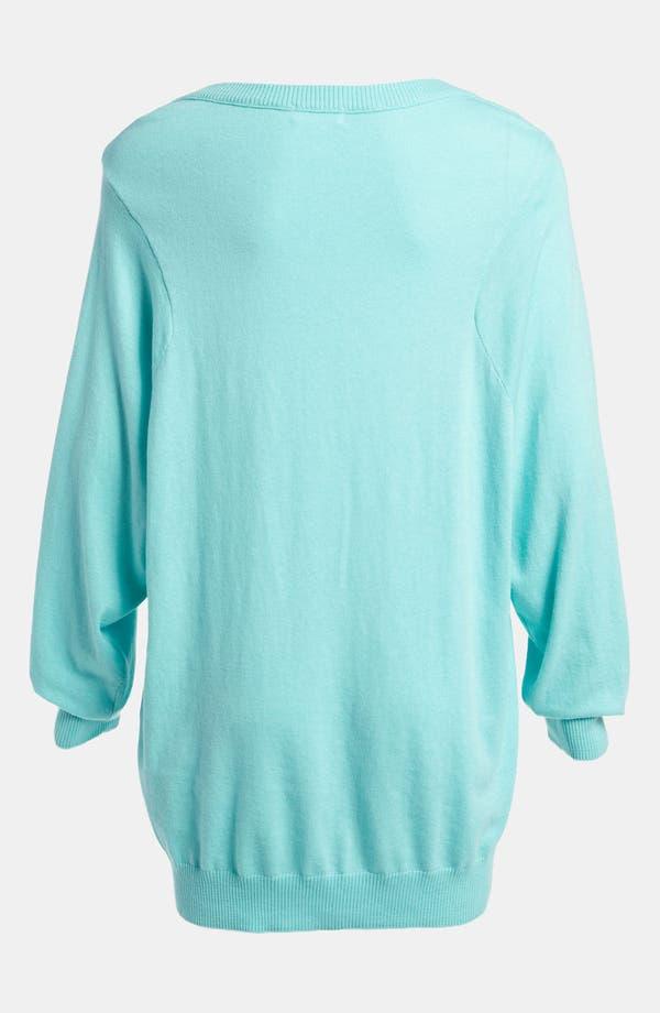 Alternate Image 2  - Leith Oversize Dolman Sleeve Pullover