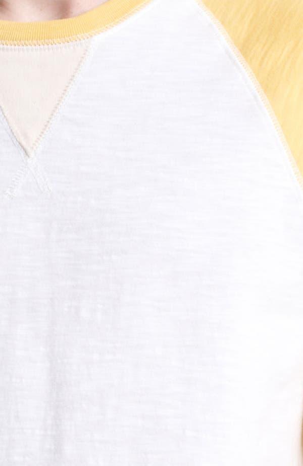 Alternate Image 3  - Shipley & Halmos 'Fjord' Baseball T-Shirt