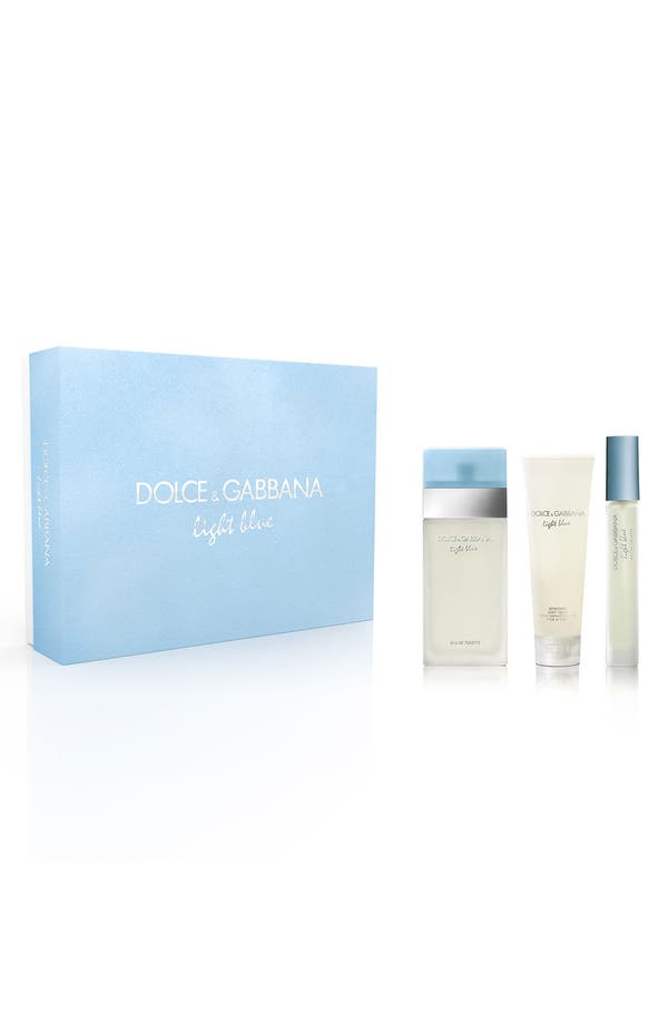 Alternate Image 1 Selected - Dolce&Gabbana Beauty 'Light Blue' Fragrance Set ($85 Value)