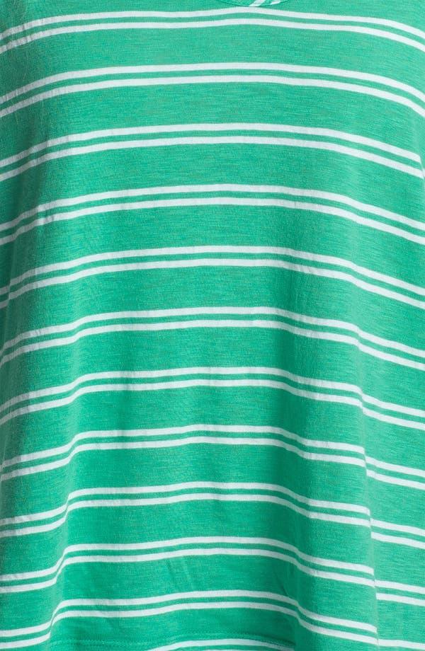 Alternate Image 3  - Splendid Envelope Back Stripe Tee