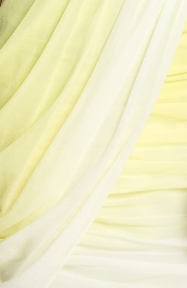 Alternate Image 3  - ERIN erin fetherston Draped Silk Chiffon Sheath Dress