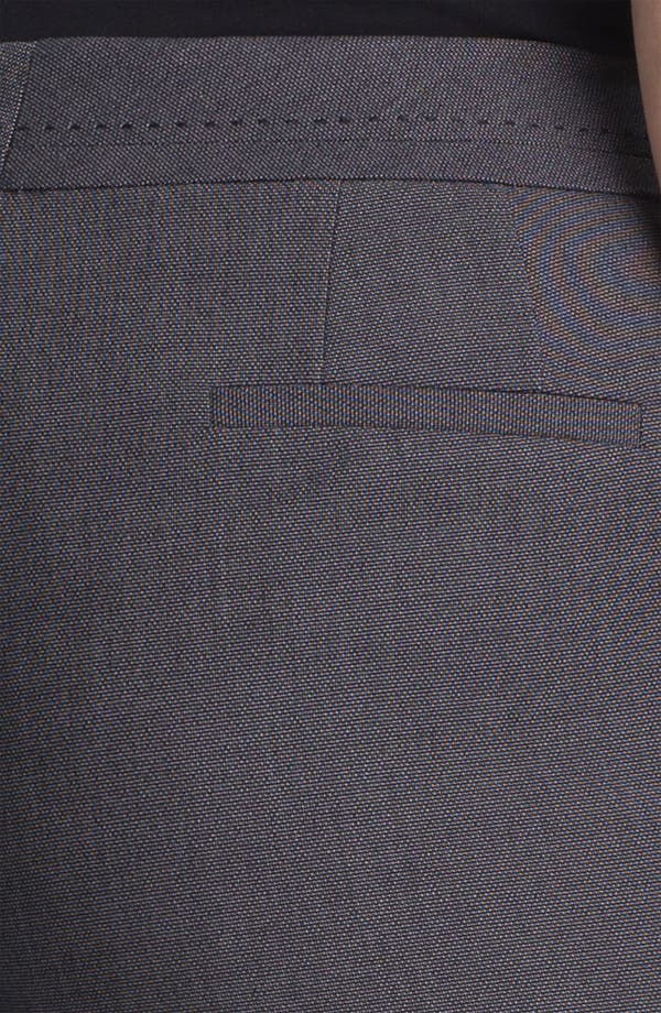 Alternate Image 3  - Sejour 'Zola' Twill Suit Trousers (Plus)