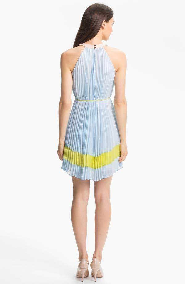 Alternate Image 2  - Ted Baker London Colorblock Dress