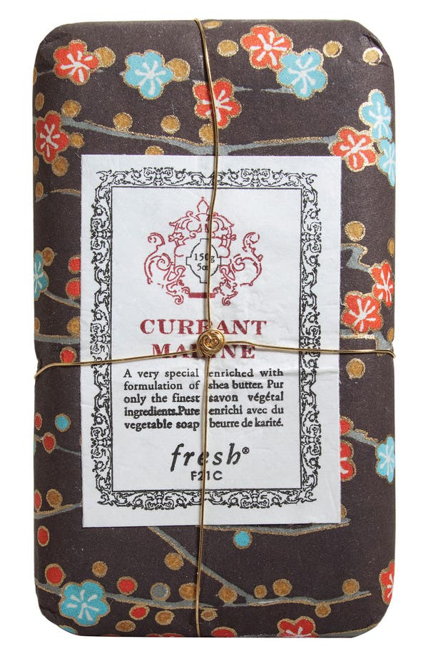 Alternate Image 1 Selected - Fresh® Currant Marine Petit Soap