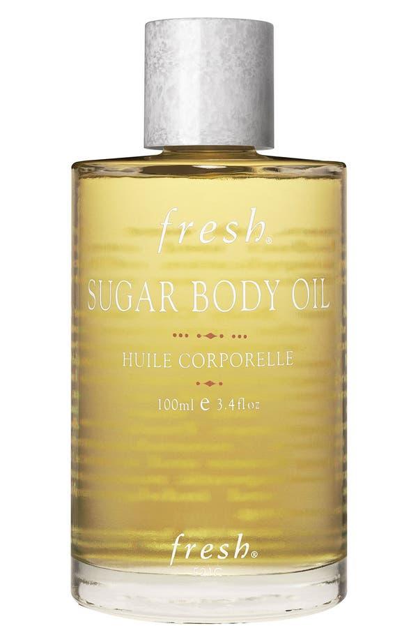 Alternate Image 1 Selected - Fresh® Sugar Body Oil