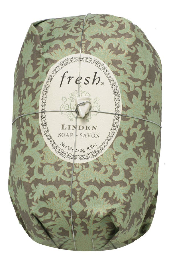Linden Oval Soap,                         Main,                         color,