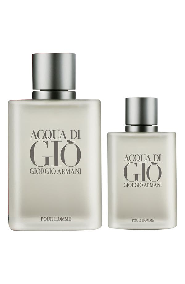 Alternate Image 2  - Acqua di Giò pour Homme Fragrance Gift Set ($110.50 Value)