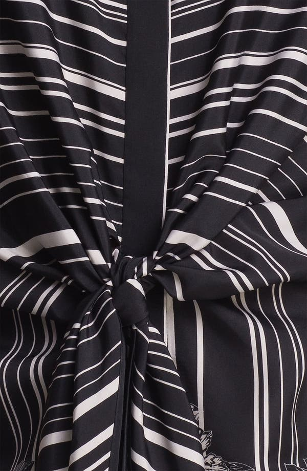 Alternate Image 3  - Kenneth Cole New York 'Keegan' Tie Front Shirt