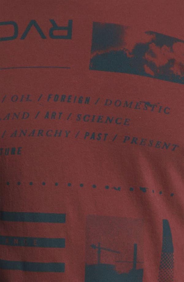 Alternate Image 3  - RVCA 'Stability' T-Shirt