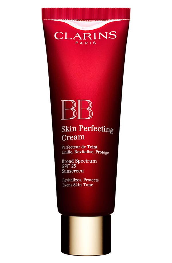 Alternate Image 1 Selected - Clarins BB Skin Perfecting Cream SPF 25