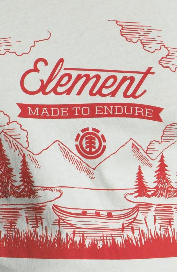 Alternate Image 3  - Element 'Shoreline' T-Shirt
