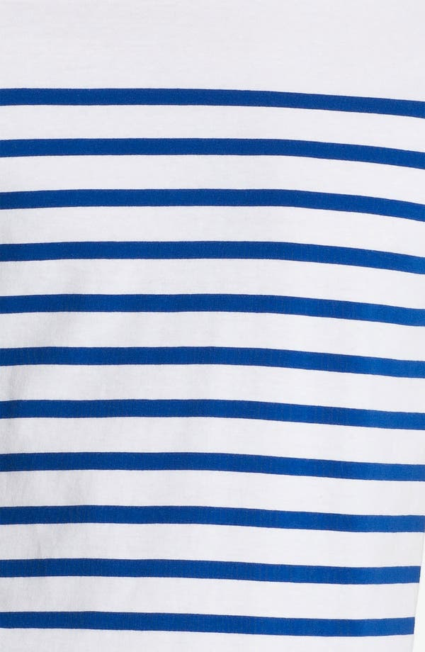 Alternate Image 3  - Topman 'Surf the Web' Stripe T-Shirt