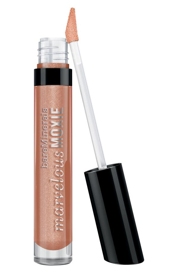 Alternate Image 1 Selected - bareMinerals® Marvelous Moxie™ Plumping Lipgloss