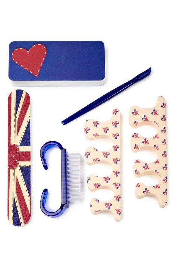 Main Image - NPW 'Union Jack' Nail Care Kit