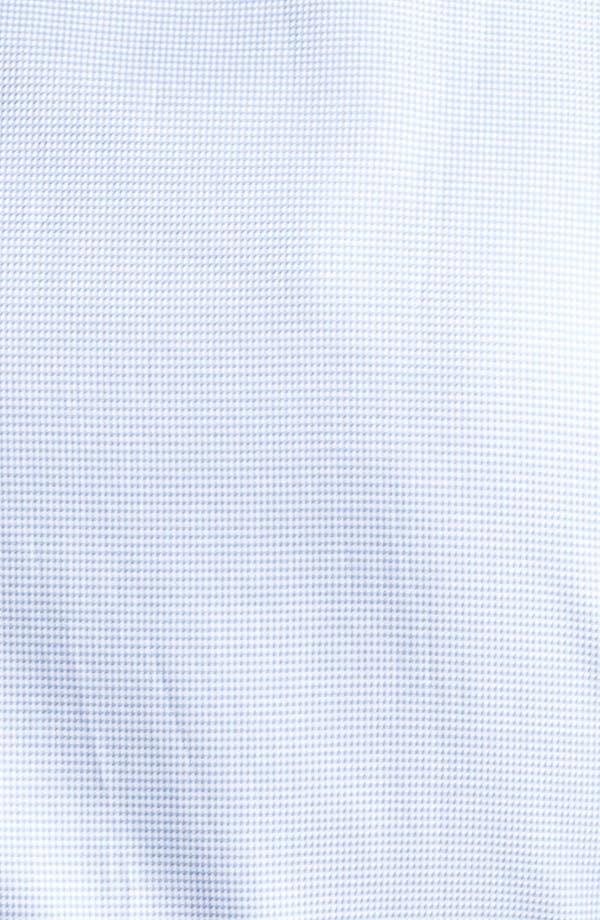 Alternate Image 3  - Z Zegna Micro Houndstooth Cotton Dress Shirt
