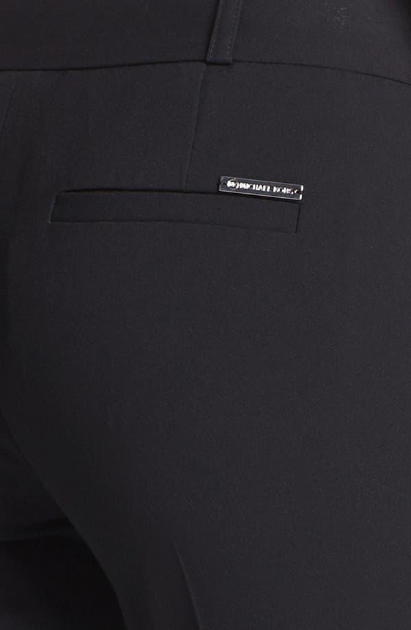 Alternate Image 3  - MICHAEL Michael Kors 'Miranda' Stretch Ankle Pants (Regular & Petite)