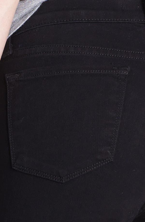 Alternate Image 3  - J Brand '8112' Mid-Rise Rail Jeans (Shadow)