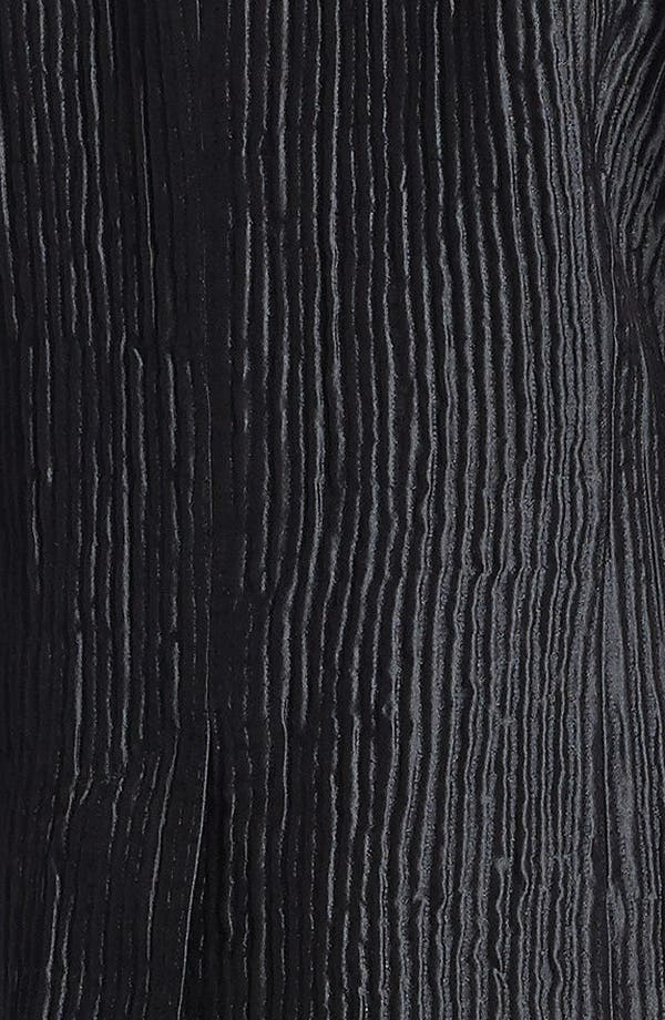 Alternate Image 3  - Eileen Fisher Textured Silk Blend Jacket