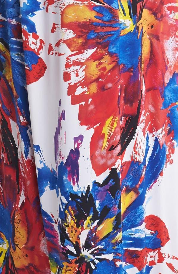 Alternate Image 3  - Abi Ferrin 'India' Print Sleeveless Maxi Dress