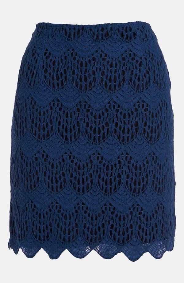 Alternate Image 2  - MINKPINK 'Moscato' Lace Skirt