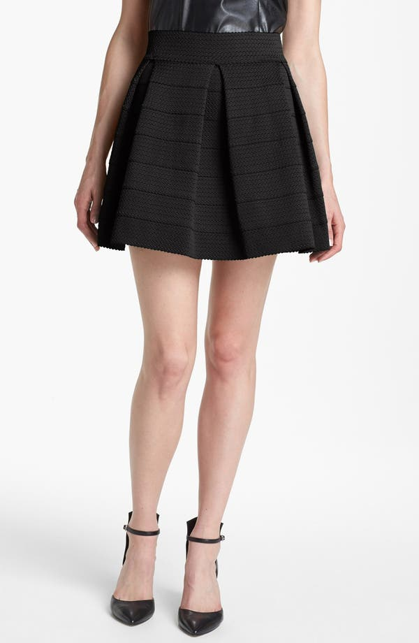 Alternate Image 1 Selected - Devlin Pleated Skirt