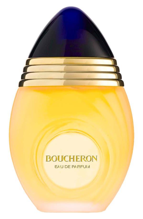 Alternate Image 1 Selected - Boucheron Eau de Parfum