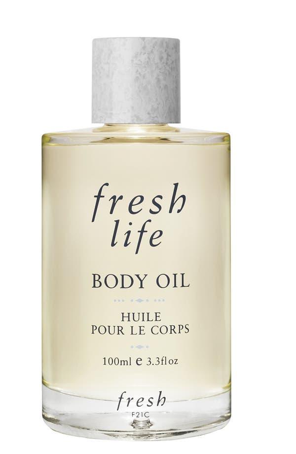Life Body Oil,                             Main thumbnail 1, color,                             No Color