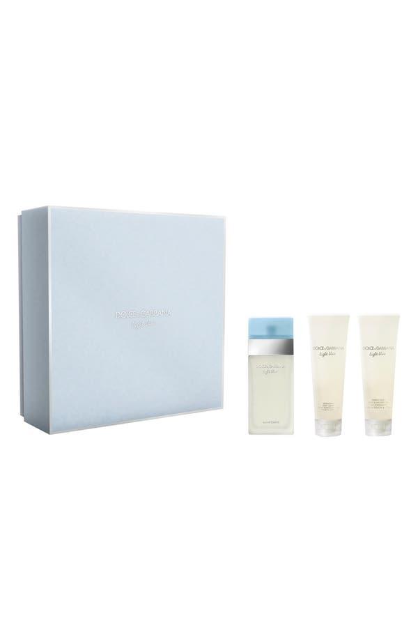 Alternate Image 1 Selected - Dolce&Gabbana Beauty 'Light Blue' Set ($118 Value)