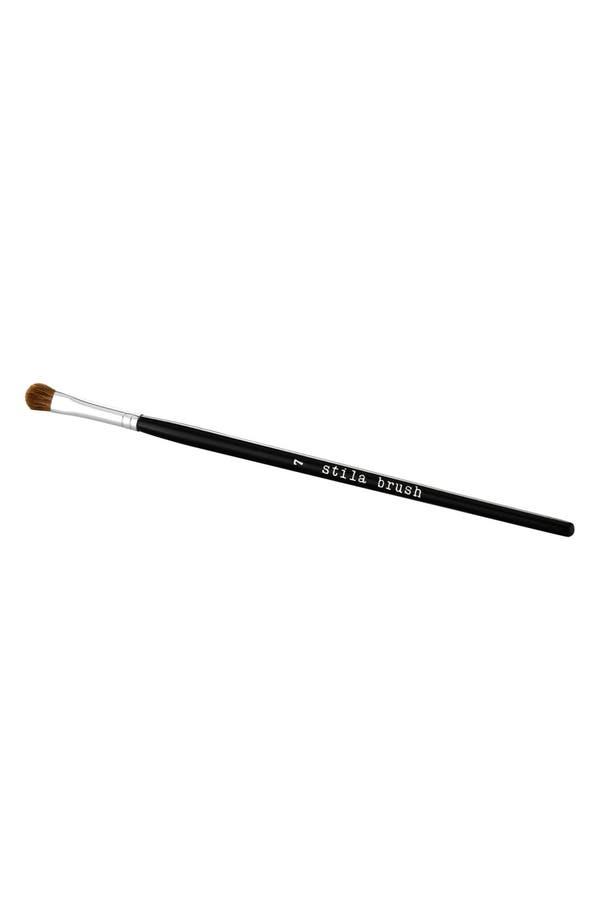 Alternate Image 1 Selected - stila #7 precision crease brush (long handle)