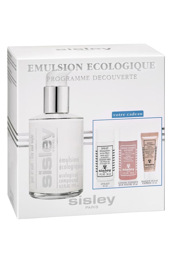 Alternate Image 2  - Sisley Paris Ecological Compound Discovery Skincare Program ($288 Value)